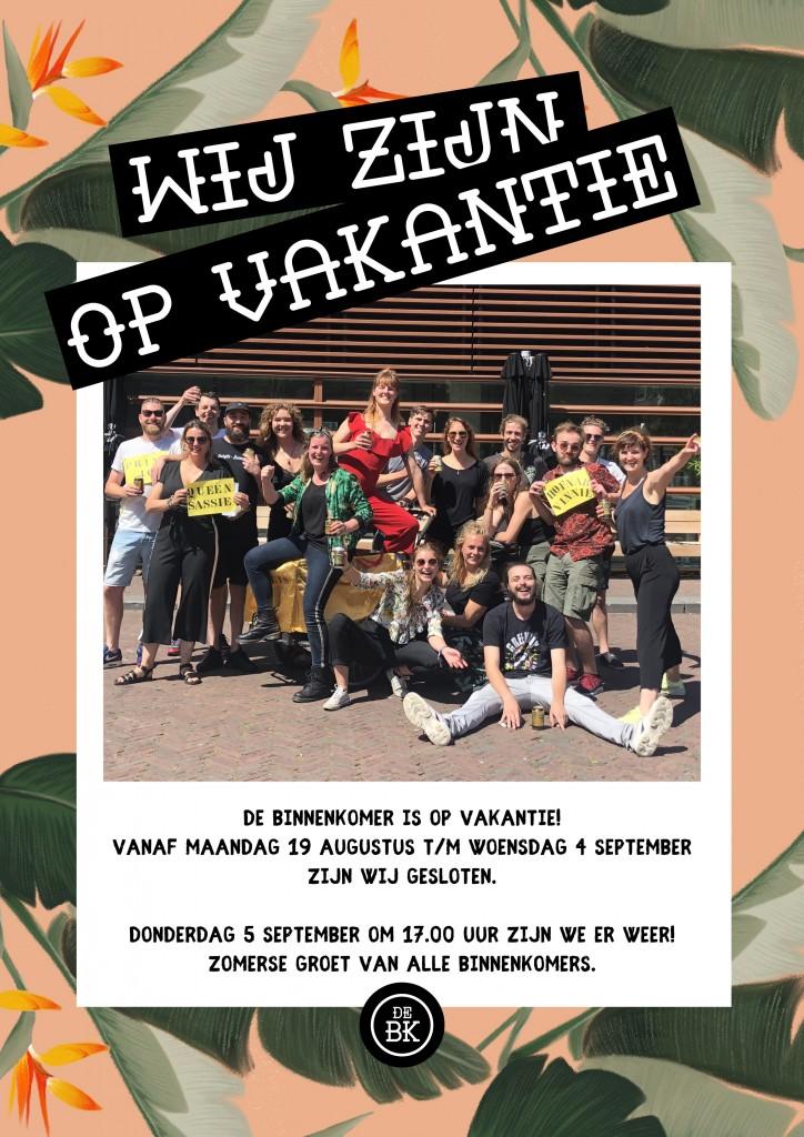 DBK_Poster_Vakantie